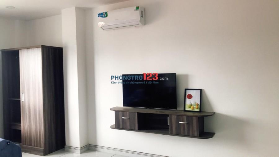 Cho thuê căn hộ mini giá rẻ tại Phú Nhuận