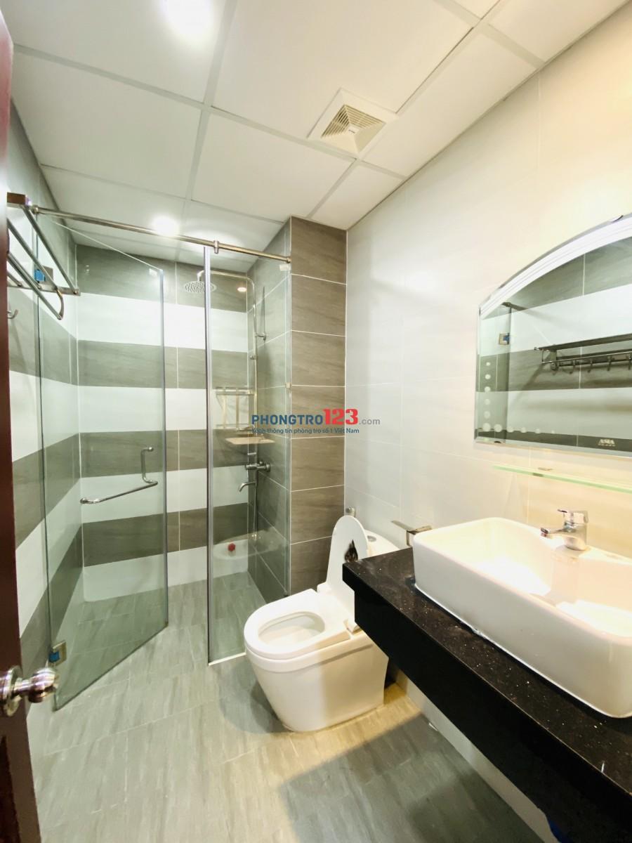 Cho thuê căn hộ quận 7 - đối diện Đại học Tôn Đức Thắng