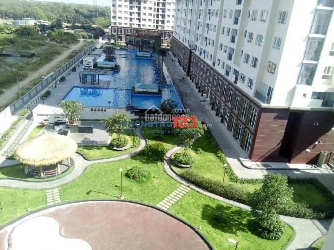 Chính chủ cho thuê căn hộ The Park Residence 74m2 có 2pn 2wc nội thất căn bản