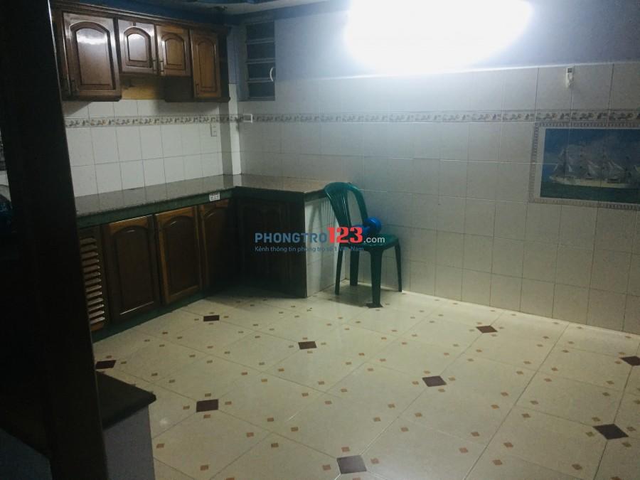 Cho thuê phòng trọ quận Phú nhuận 50m2