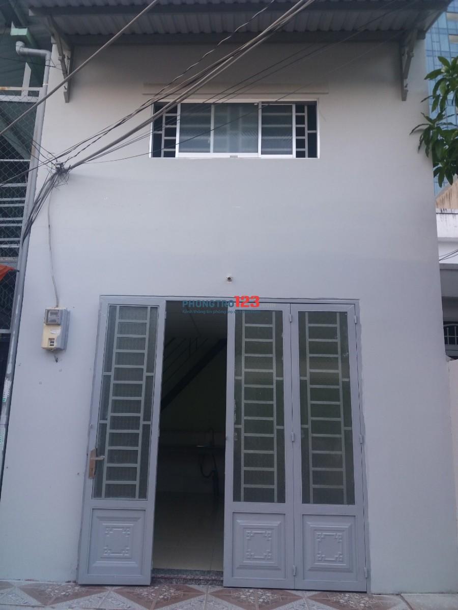 Nhà trọ quận 7 43m2 Huỳnh Tấn Phát