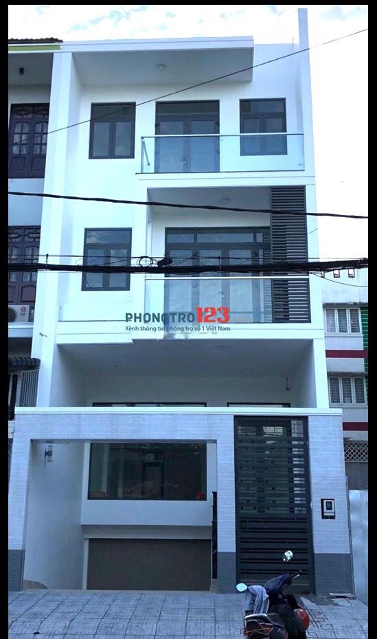 Chính chủ cho thuê nhà nguyên căn mới xây 6x20 Mặt tiền 96E Đường số 12 P Tam Bình TĐức