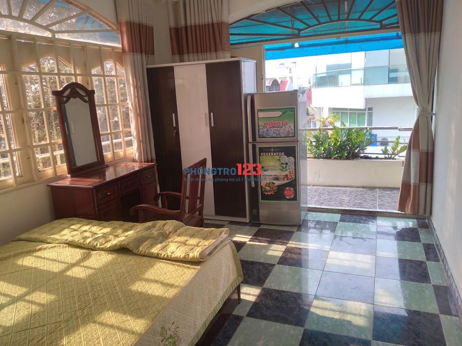 Căn hộ cao cấp tại số 369 Nguyễn Thái Bình Phường 12 Tân Bình