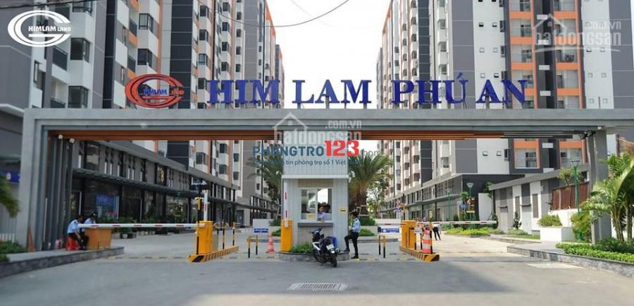 Share phòng ở ghép chung cư Himlam Phú An Q9