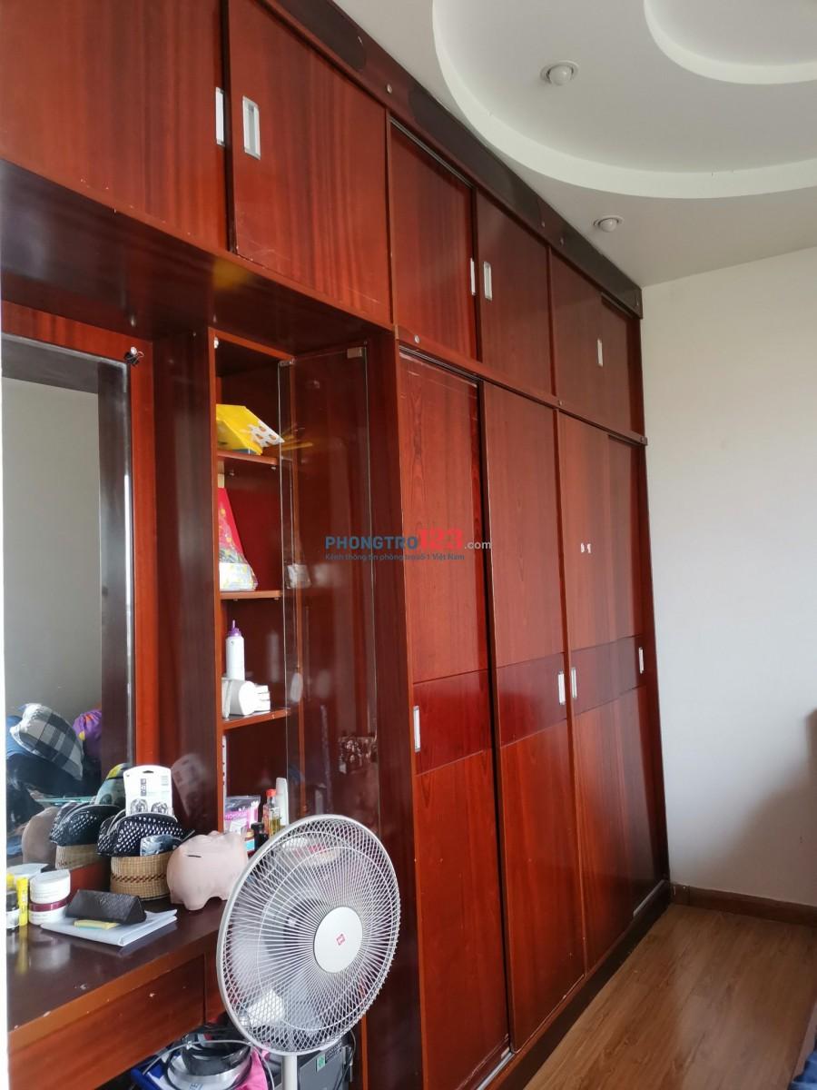 Chính chủ cho thuê căn hộ chung cư Bưu Điện Q10 DT 85m2 có 2pn có nội thất giá 12tr/th