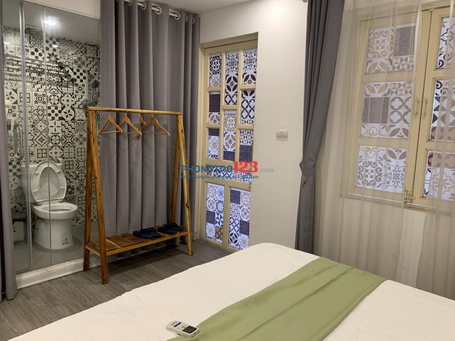 Cho thuê căn hộ chung cư mini tại địa chỉ 36 Mã Mây