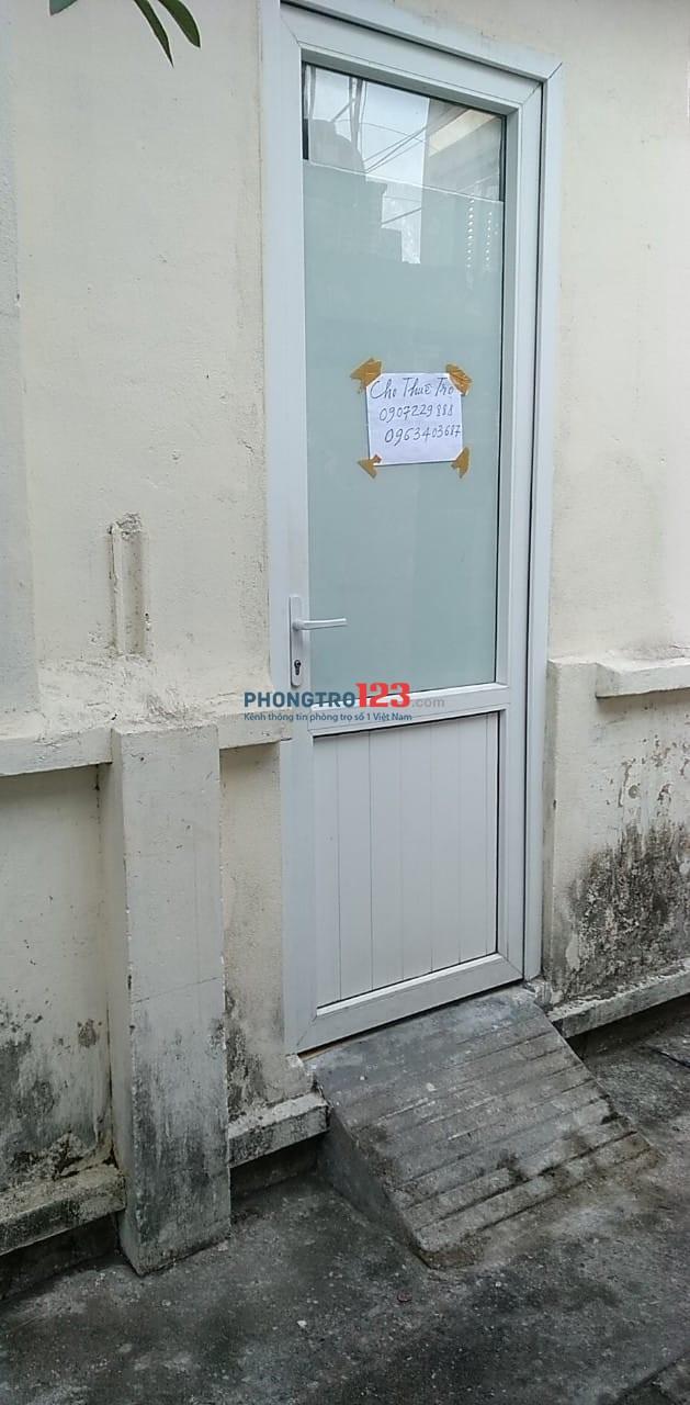 Cho thuê phòng trọ, nhà trọ sinh viên gần trường đại học Kinh Tế Đà Nẵng, vệ sinh khép kín, diện tích khoảng 12m2, cho 1