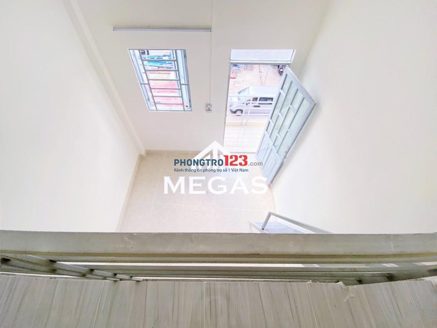 Phòng Trọ có gác cao 2m diện tích 30m2 sát bên ĐH Hồng Bàng, có bãi xe hơi.