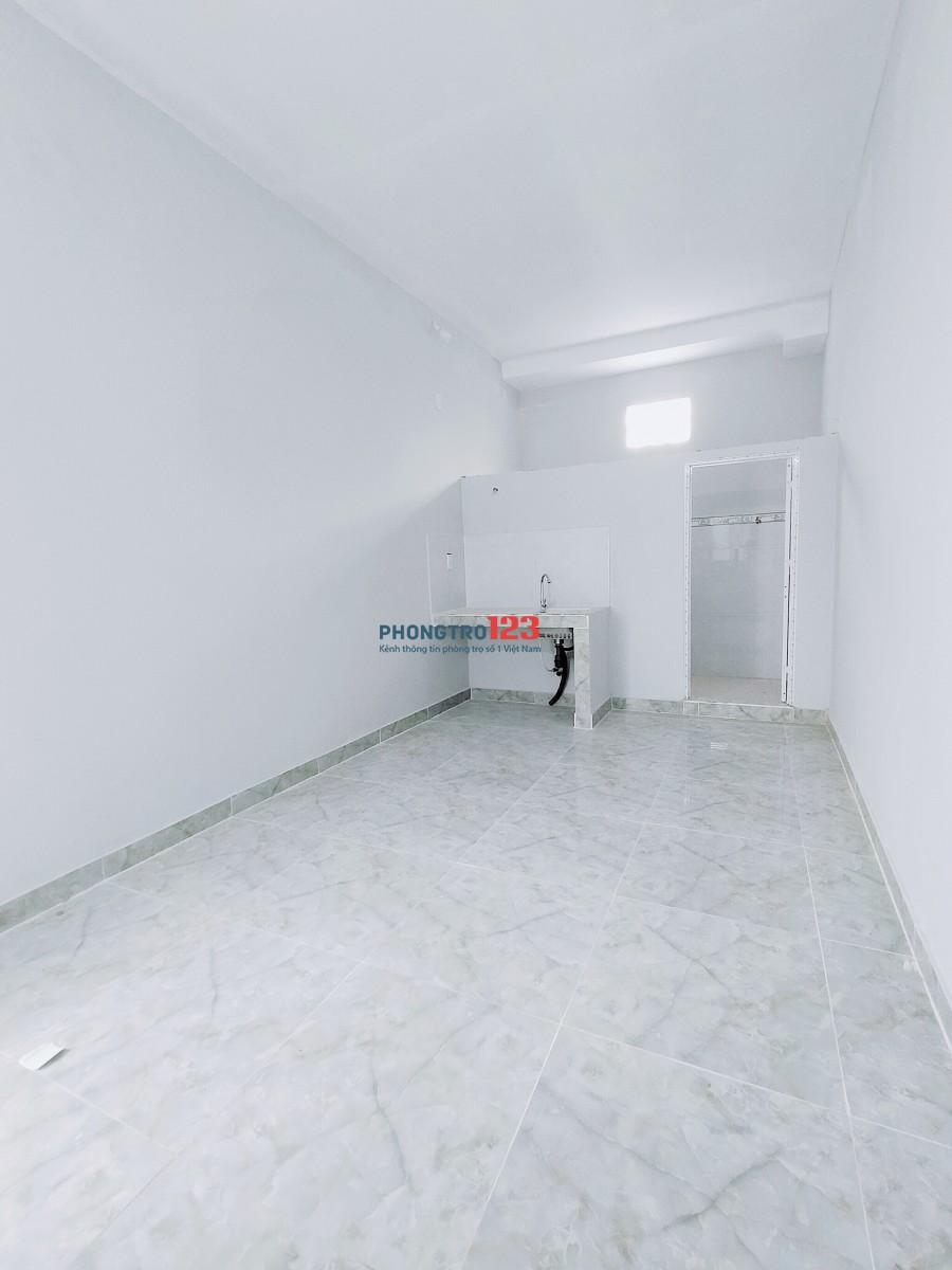 Phòng trọ mới xây khu vực Lũy Bán Bích, Âu Cơ quận Tân Phú