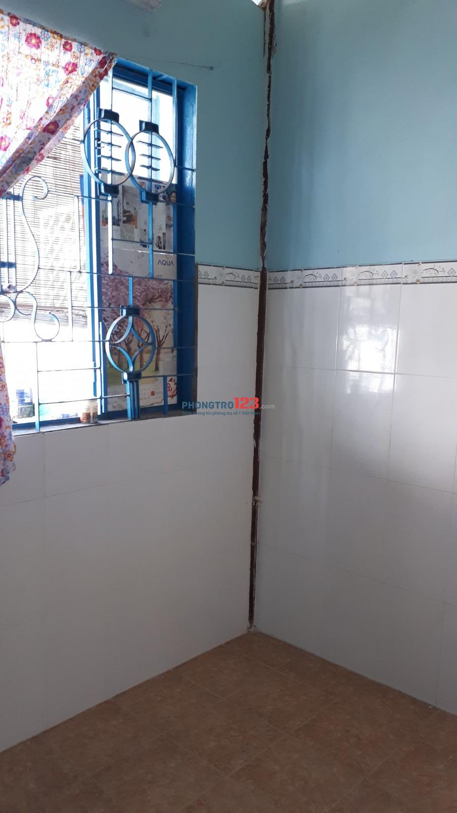 Cho thuê phòng trọ giá rẻ đường Tân Trang quận Tân Bình