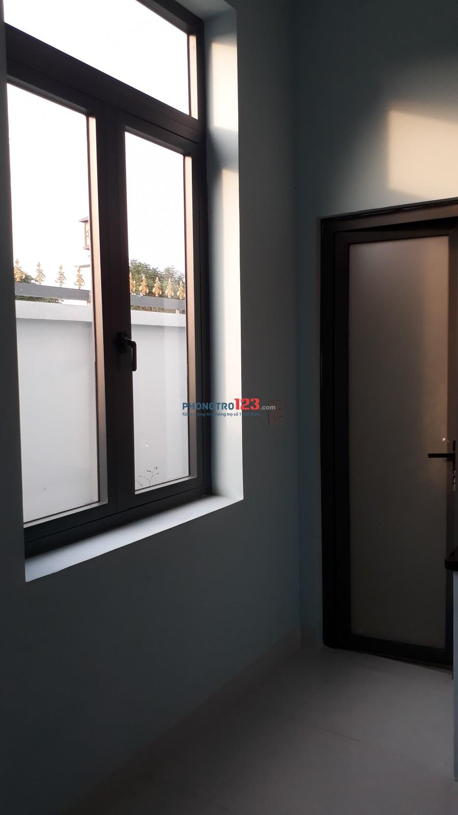 Nhà mới xây cần cho vợ chồng NVVP thuê
