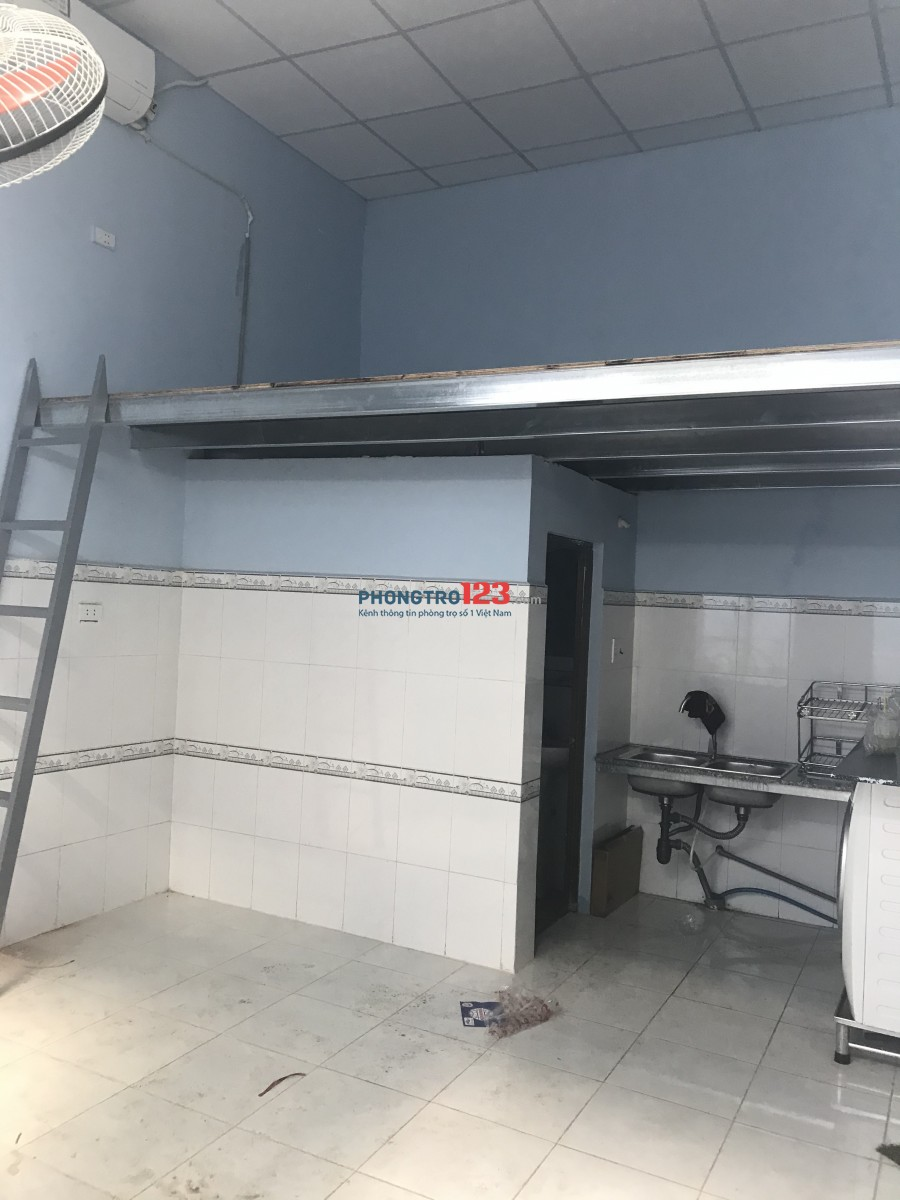 Cho thuê phòng trọ, nhà trọ quận Gò Vấp, TP. HCM