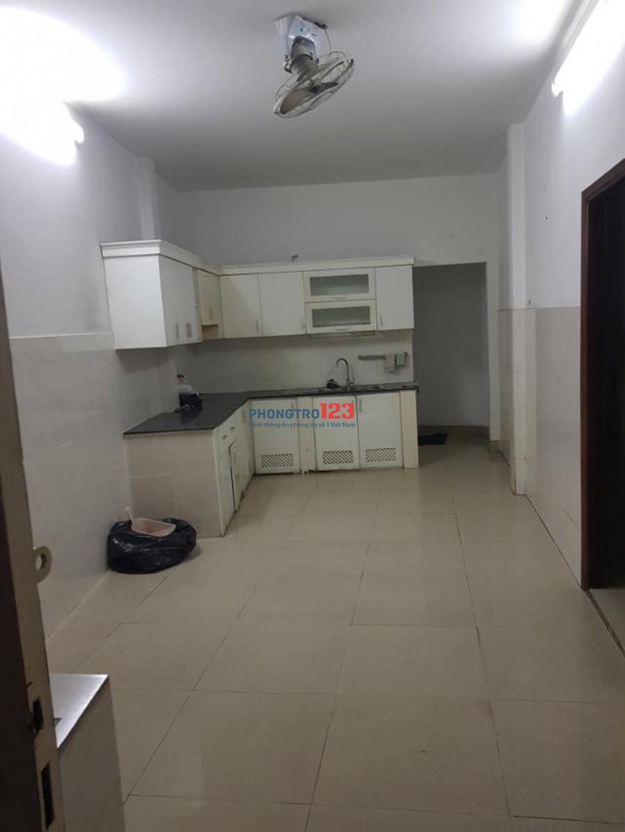 Cho thuê nhà nguyên căn trung tâm quận Phú Nhuận