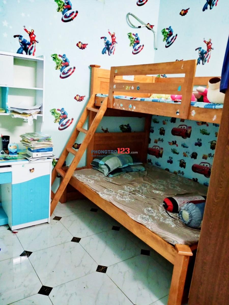 Nhà mới 3 PN ngay trường Nguyễn Thị Nuôi lh : 0901.078.257