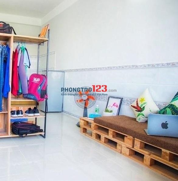 Chính chủ cho thuê căn hộ giá rẻ 35m2 đường Thống Nhất quận Gò Vấp