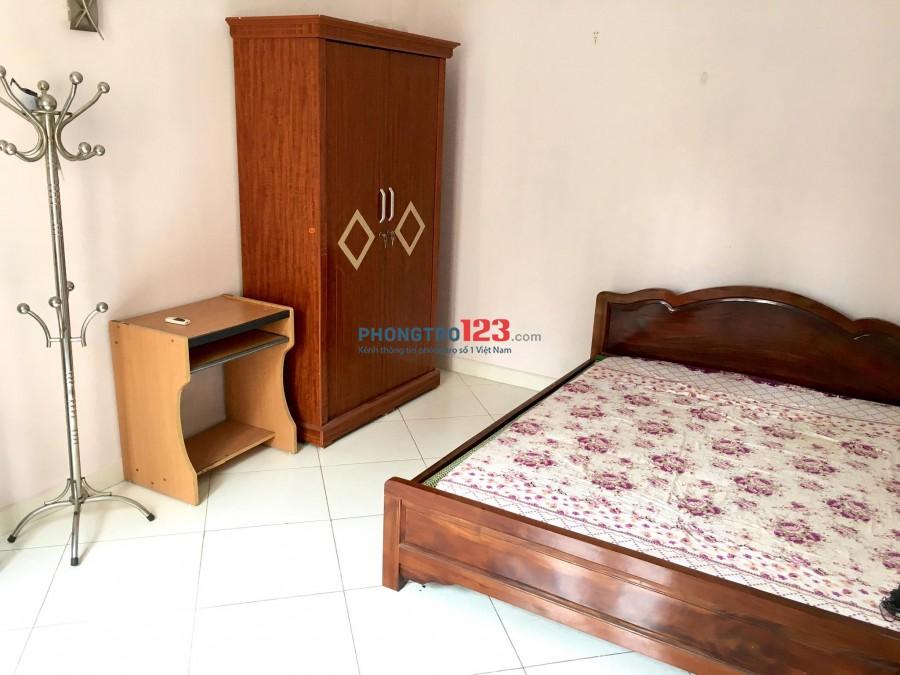 Cho thuê phòng trọ 15m2 tại Đê Trần Khát Chân