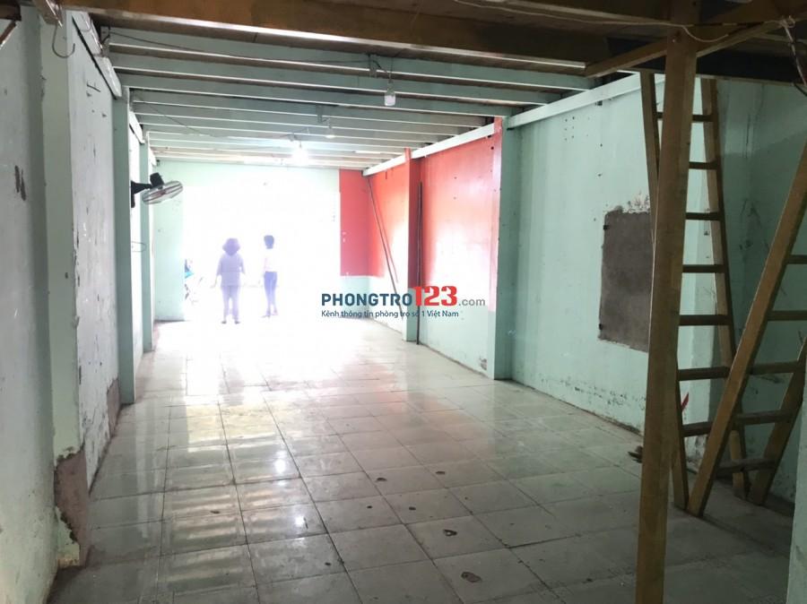 Cho thuê mặt bằng kinh doanh 4x16 có gác Mặt tiền 1047E Nguyễn Kiệm P3 Q Gò Vấp