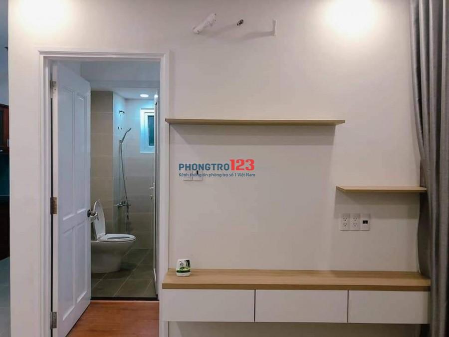 Cho thuê căn hộ chung cư Phú Gia DT 74m2 2pn Huỳnh Tấn Phát Xã Phú Xuân Nhà Bè