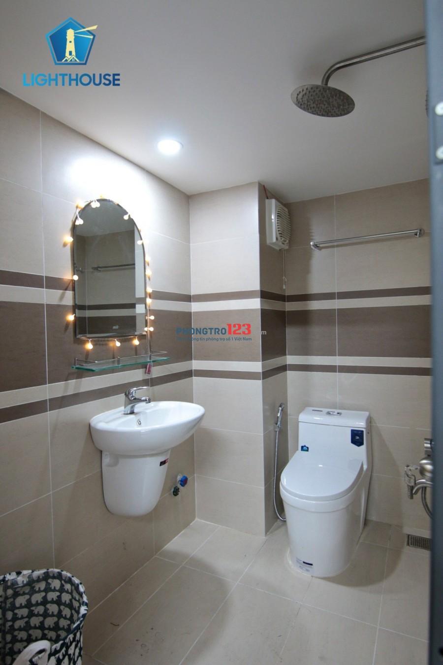 Nhà Trọ, Căn hộ cao cấp mới xây, an ninh. Nguyễn Văn Thương, P25, Bình Thạnh (D1 cũ)