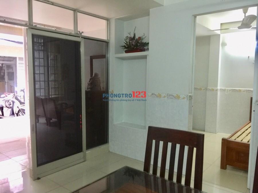 Cho thuê nhà nguyên căn 5x15 1 trệt 2 lầu có nội thất tại 143/96 Gò Dầu P Tân Quý Q Tân Phú