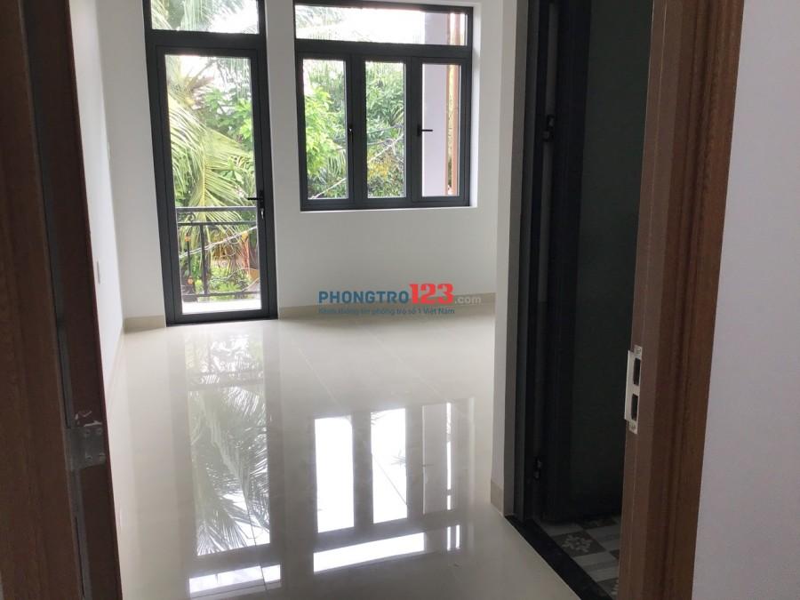 Cho thuê 2 nhà mới 2,5 tấm liền kề nhau tại 596/14 - 596/16 Bình Long P Tân Quý Q Tân Phú