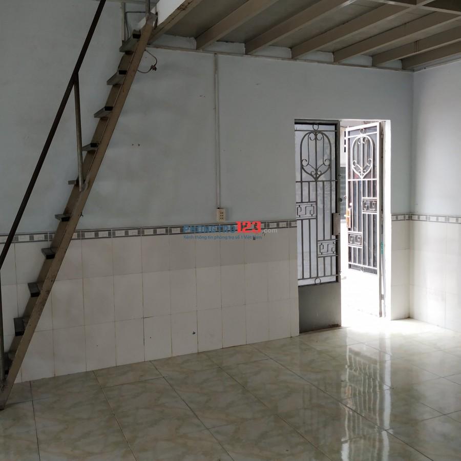 Nhà mặt tiền hẻm 50m2, Lê Đức Thọ, P13, Gò Vấp