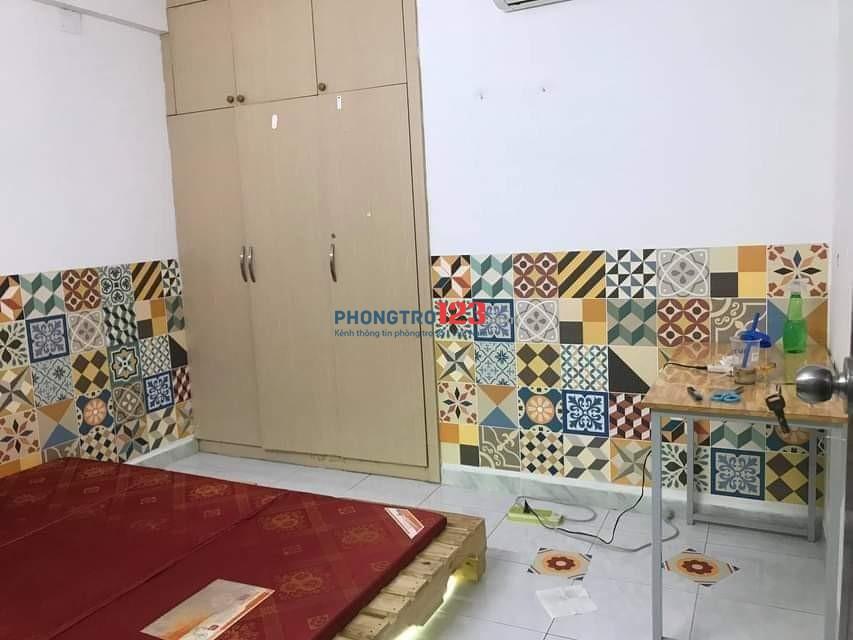 Mình hiện đang tìm một bạn ở ghép căn này ở Điện chỉ là 236/25/6 Điện Biên Phủ, p17, BT.giá 1tr2 chưa tính điện nước