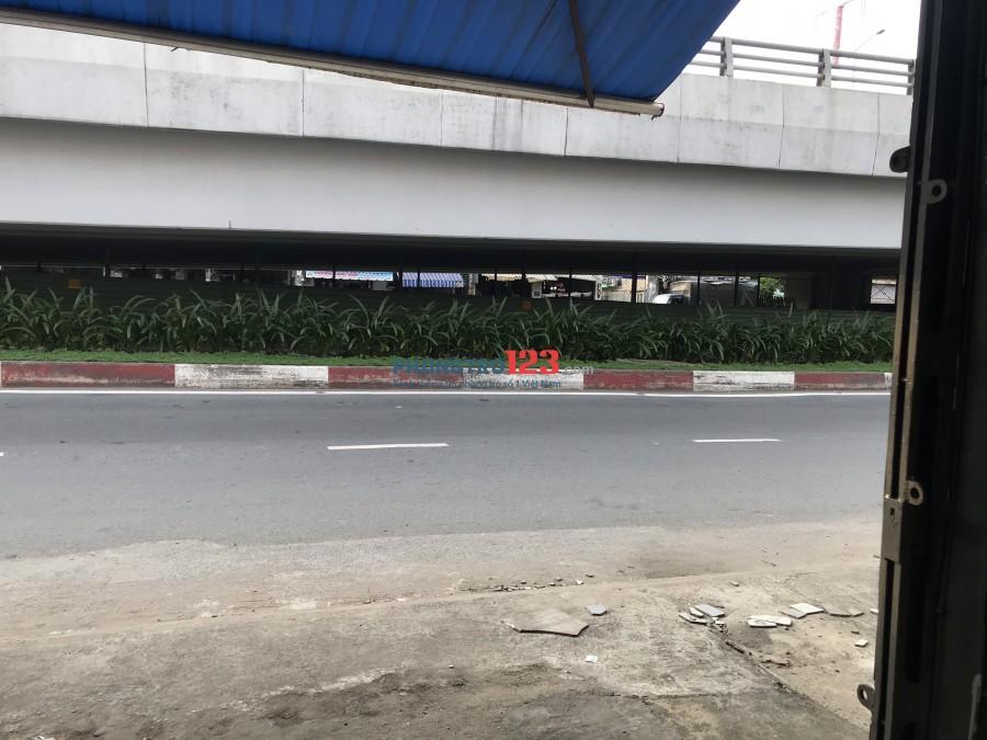 Cho thuê nhà nguyên căn 5x20 mặt tiền 267 Quốc lộ 1A P Bình Hưng Hòa Q Bình Tân giá 12tr