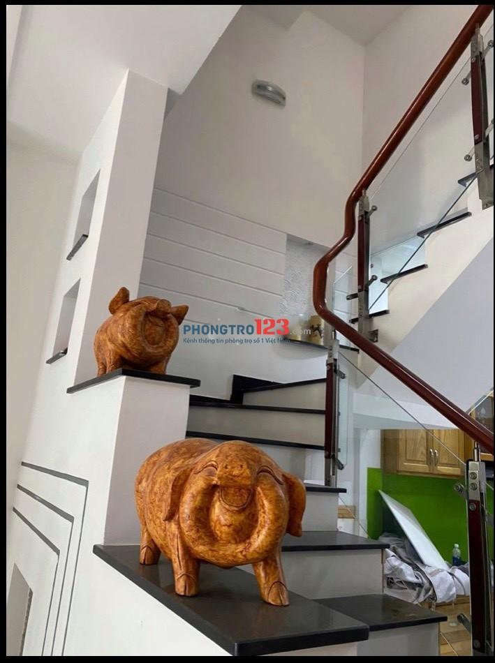 Cho thuê nhà mới nguyên căn 175m2 4pn tại 11/16 Đường Số 22 P Linh Đông Thủ Đức