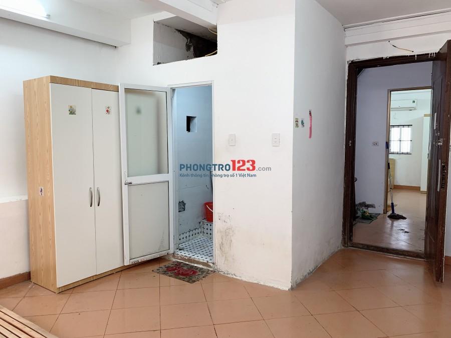 Cho thuê phòng đường Láng Ngã Tư Sở - 33m2 giá 3.000.000
