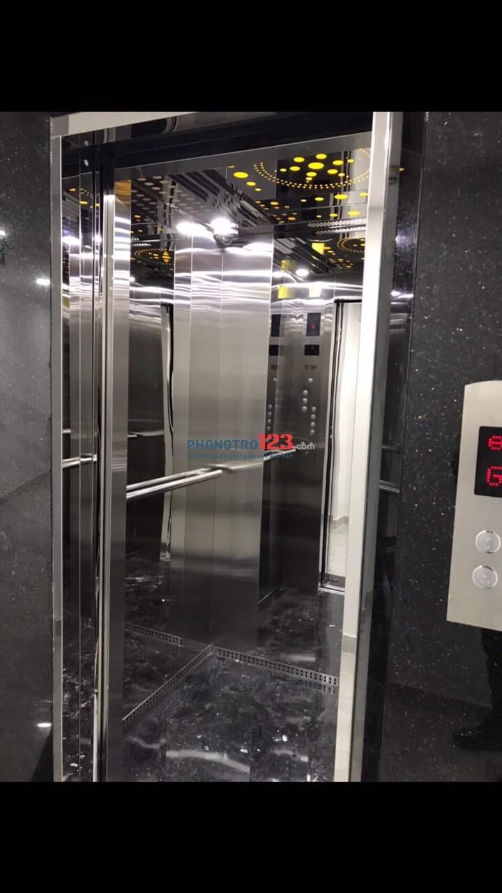 Căn hộ mini mới xây có thang máy full nội thất, hẻm xe hơi 489A Huỳnh Văn Bánh, ngay bờ kè Trường Sa, giáp Q3