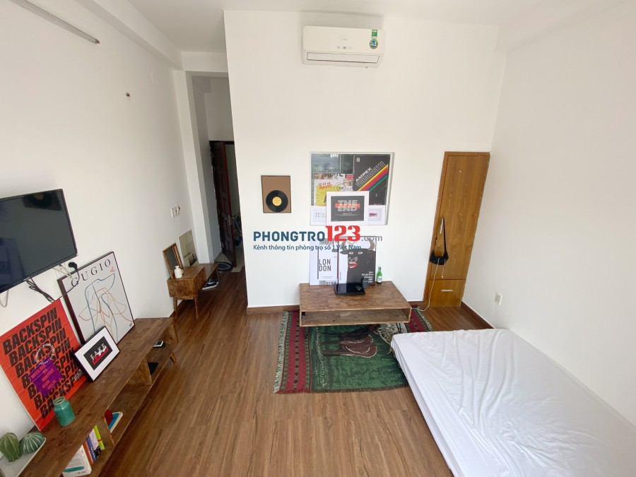 Phòng trọ giá rẻ đầy đủ nội thất Gò Vấp