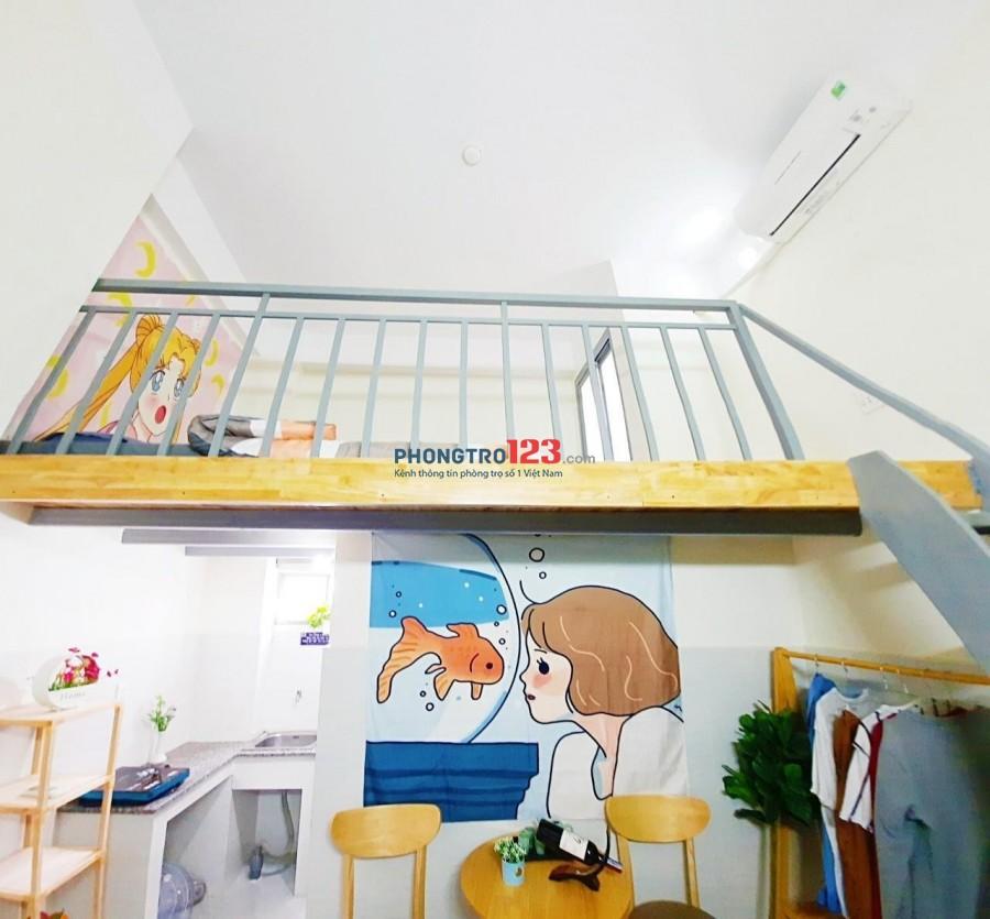Chính chủ cho thuê căn hộ giá rẻ 35m2 đường Hoàng bật đạt tân bình