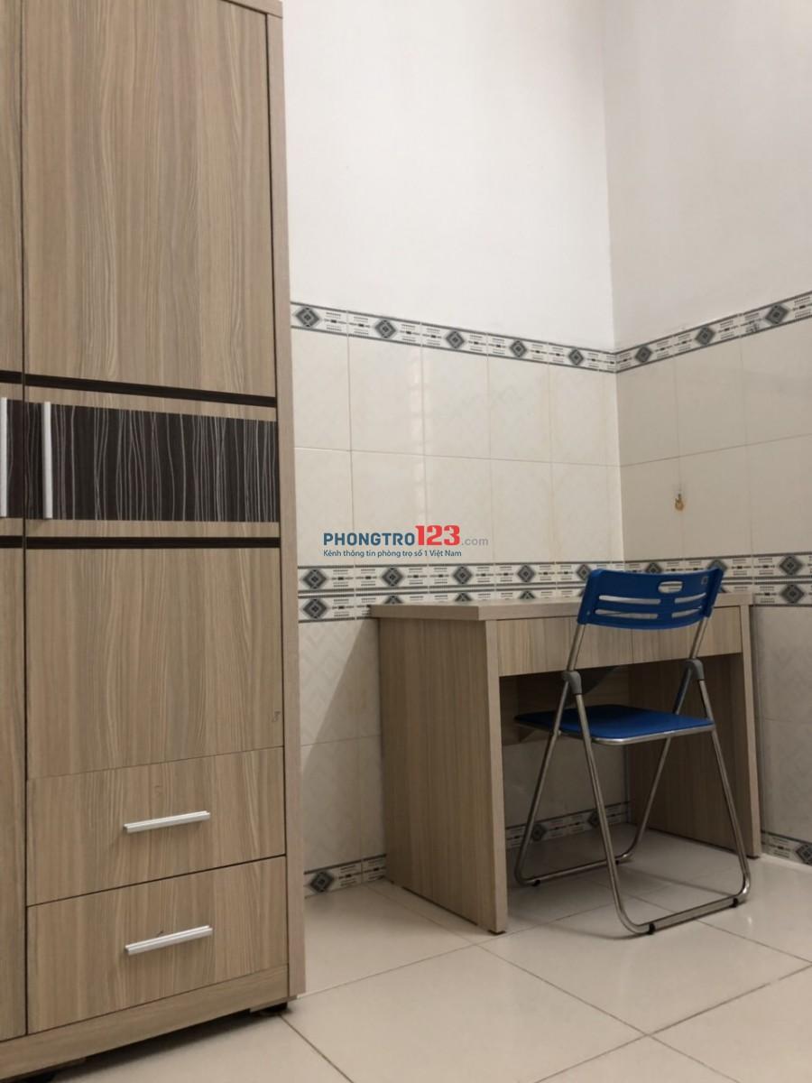 Căn hộ mini đầy đủ tiện ích nội thất cho công nhân viên chức giá học sinh