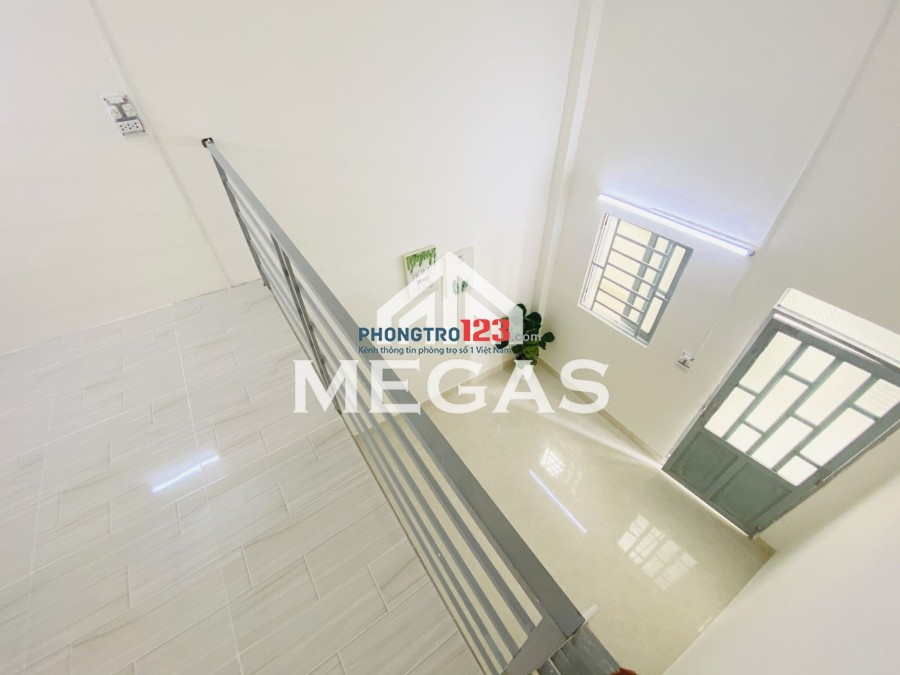 Khai trương phòng tại Hoà Bình - Tân Phú 25m2 giáp Đầm Sen, ĐH Hồng Bàng