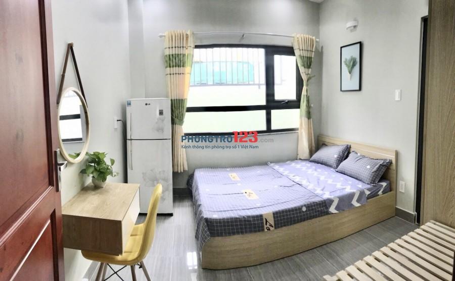 Căn hộ mini full nội thất mới xây quận 10, cực rẻ