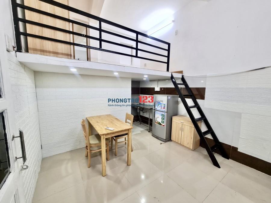 Phòng trọ Quận Bình Thạnh 25m² Nguyễn Xí có gác