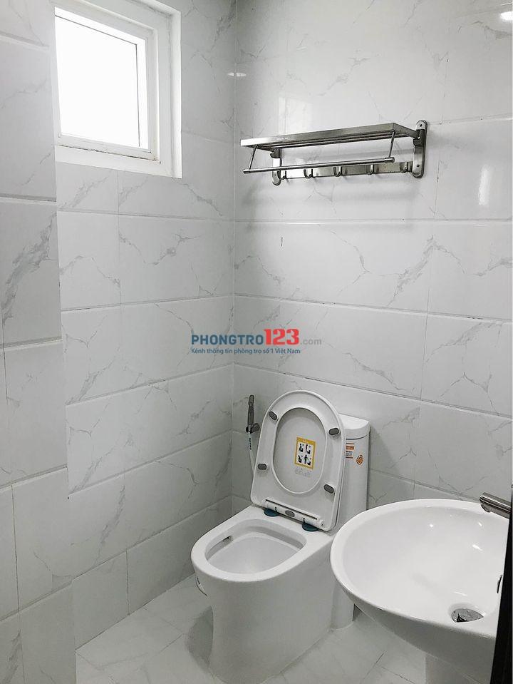 Căn hộ mini full nội thất mặt tiền Huỳnh Tấn Phát, Quận 7 giá 4tr5/tháng