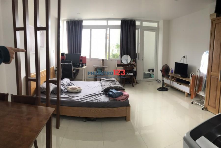 Cho thuê 1 phòng đầy đủ nội thất cực đẹp 40m2 tại 149/8 Bành Văn Trân P7 Q Tân Bình
