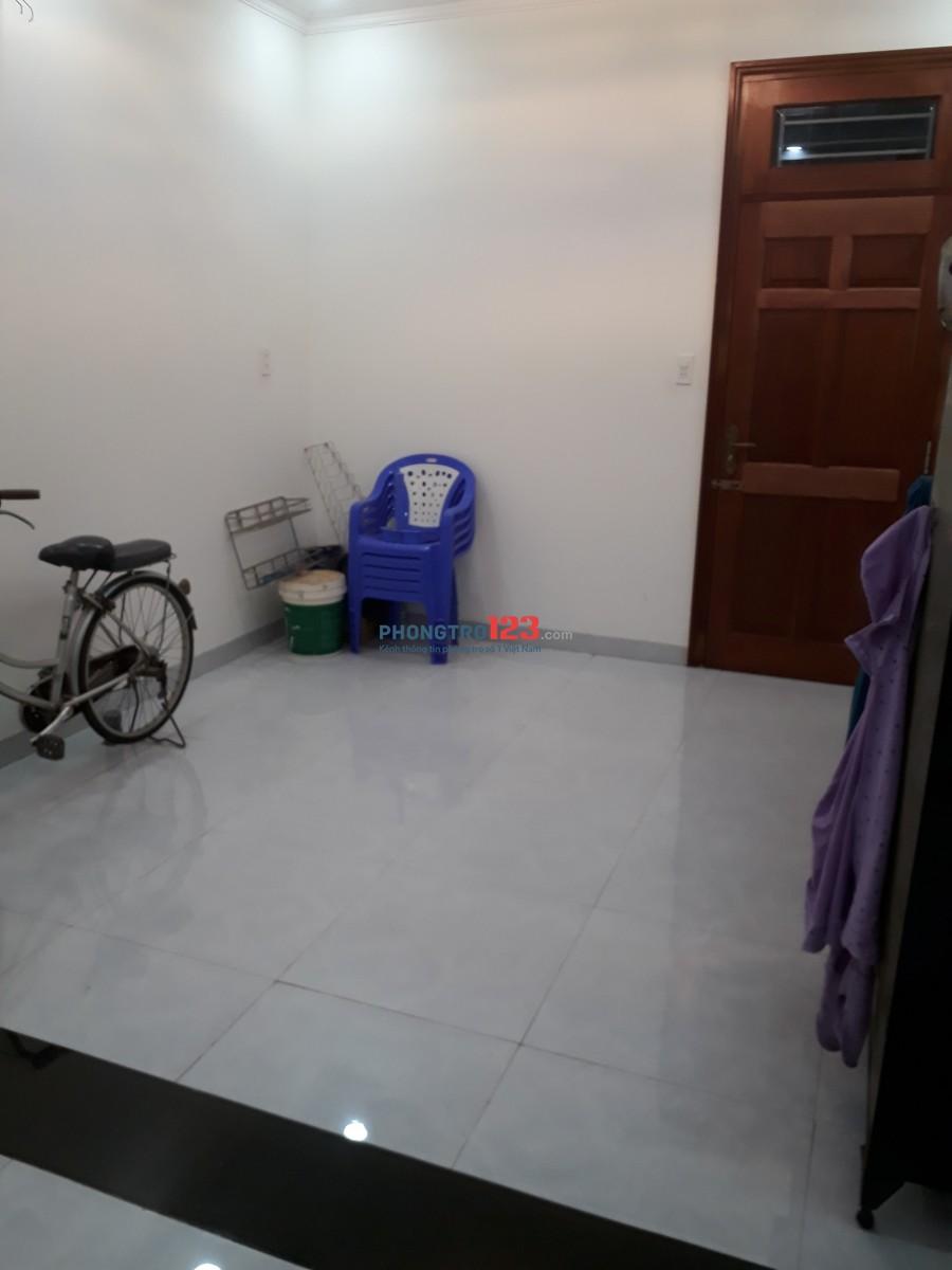 Cho thuê phòng trọ thoáng mát, sạch sẽ khu vực Tp. HCM
