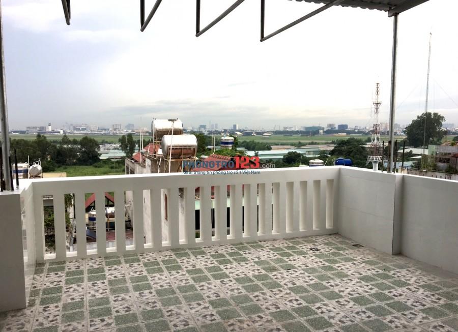Phòng đẹp Q.Tân Bình, 178/15 Phạm Văn Bạch, giá 2tr8 view sân golf, an ninh, liên hệ Chung: 0903887993
