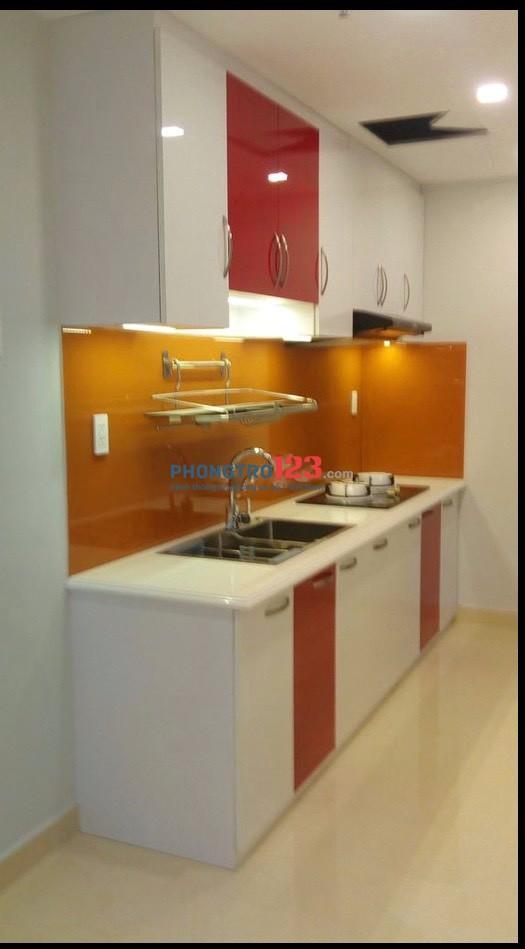 Cho thuê Căn hộ 2PN 76m2 Happy Residence Hưng Phúc Phú Mỹ Hưng Q7 đầy đủ nội thất