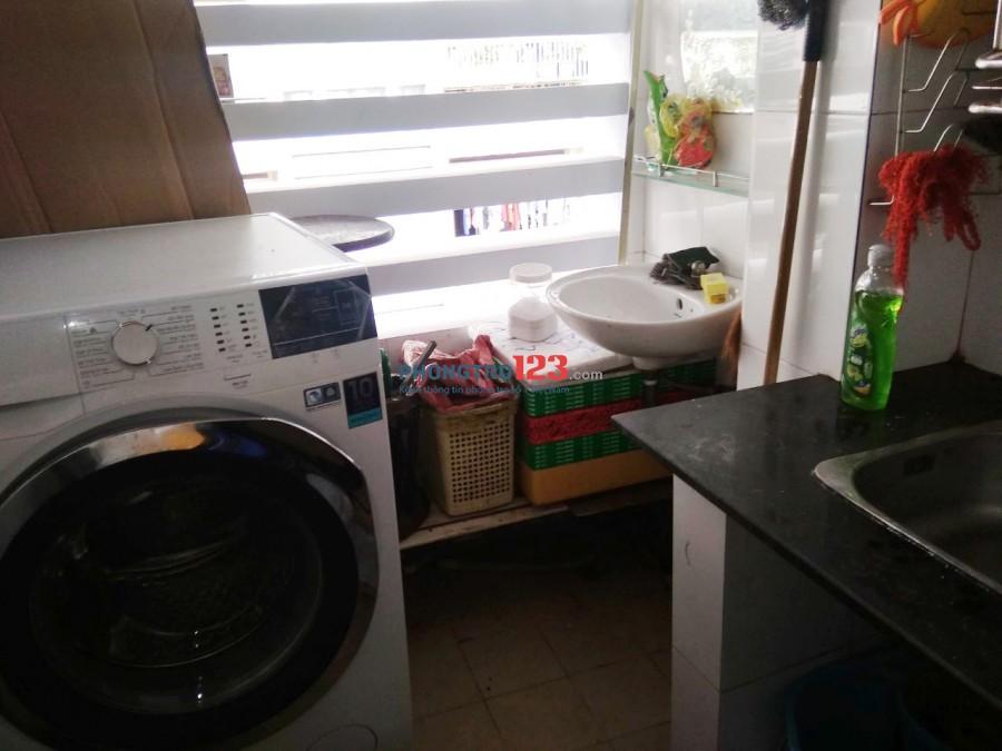 Cho NỮ thuê phòng trong căn hộ chung cư