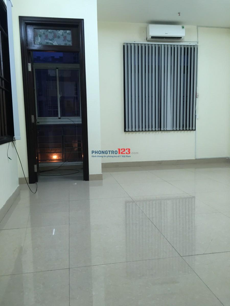 Cho thuê căn hộ 2 phòng cách sân bay 200m