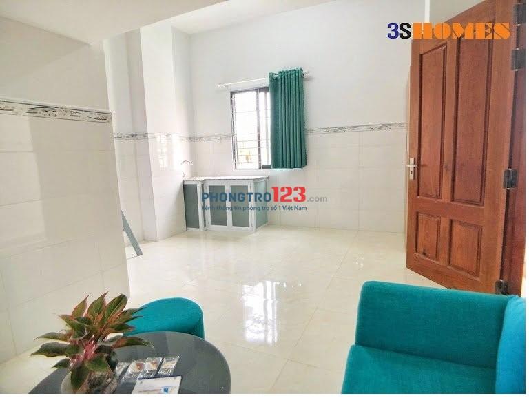 Chính chủ cho thuê căn hộ giá rẻ 35m2 quận tân bình