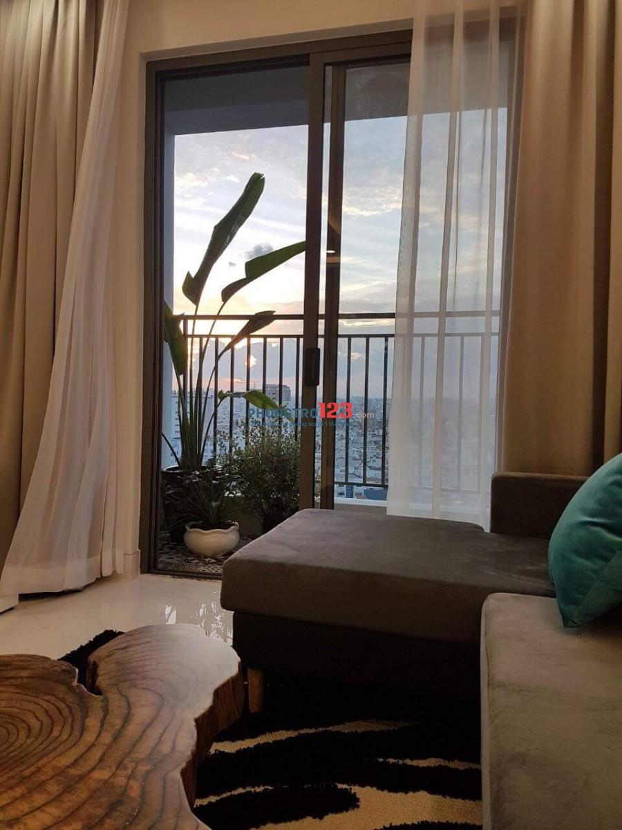 Chuyên cho thuê chung cư Wilton Tower Bình Thạnh Giá tốt nhất thị trường chỉ 15tr/tháng