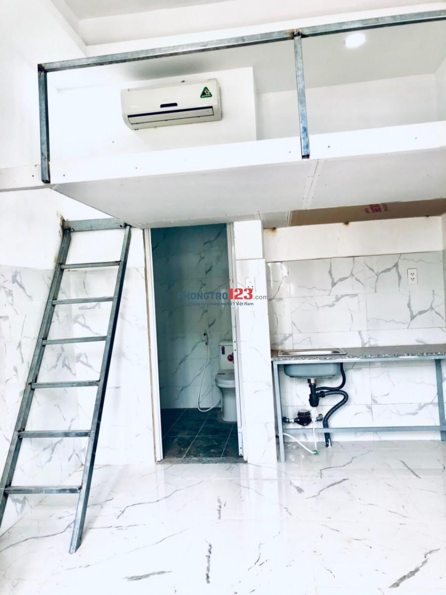 Cho thuê phòng trọ cao cấp mới xây 114/6 Tân Quý, quận Tân Phú