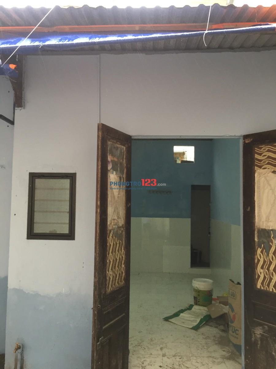Cho thuê phòng trọ 15m2, wc riêng trung tâm tp giá 1.7tr