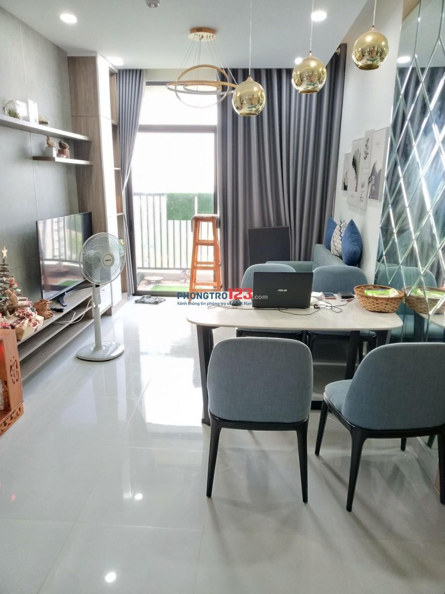 Tìm 1 bạn nữ ở ghép căn hộ chung cư Jamila Khang Điền full nội thất xem hình thực tế bên dưới