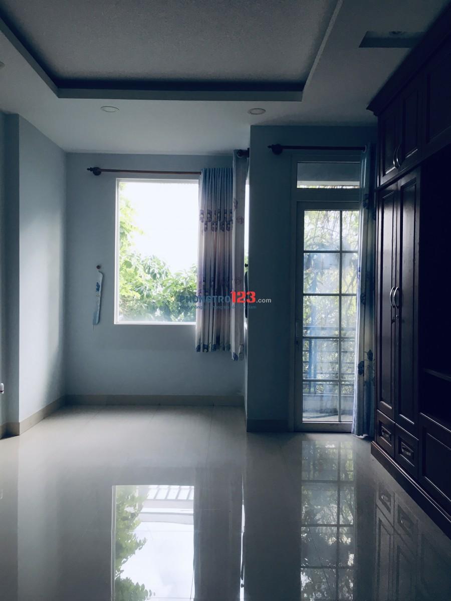 Phòng trọ cho thuê 30m2 đường Nguyễn Trường Tộ